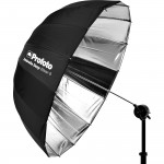 Umbrella Silver Deep 165cm